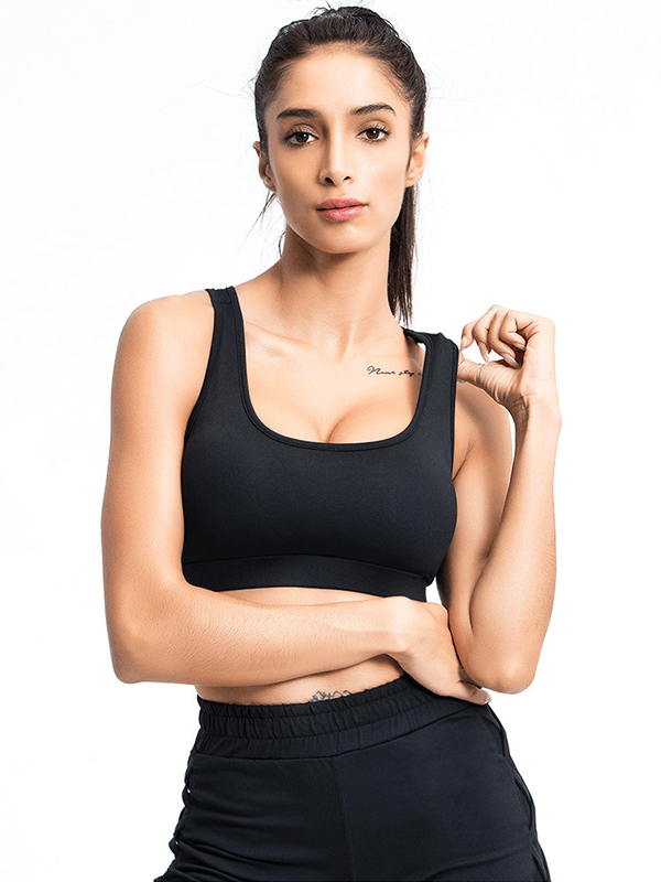 Absorb All Medium Impact Sports Bra