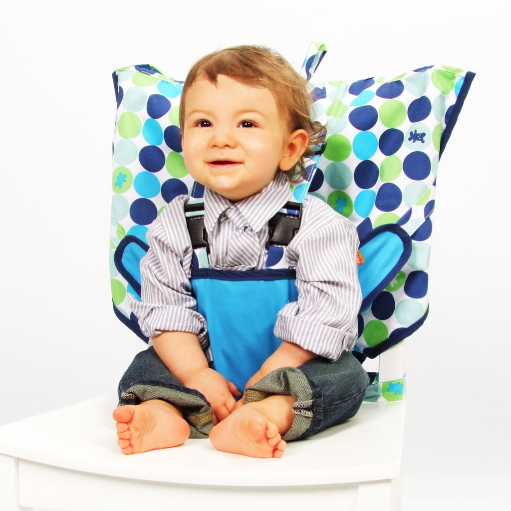 Biggy Buttons Travel Highchair