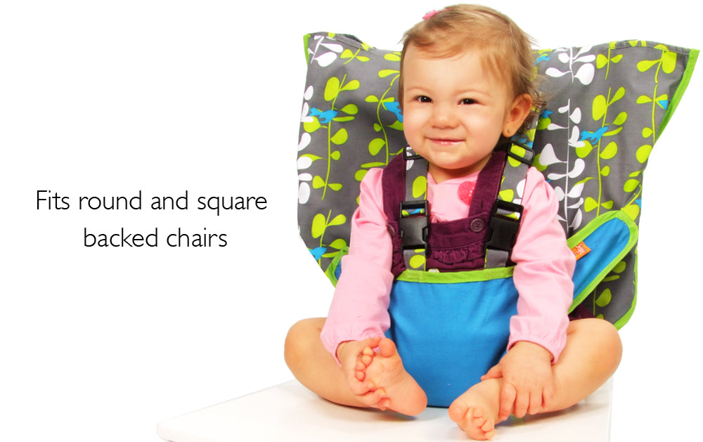 Blue Fish Travel Highchair