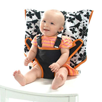 Coco Snow Travel Highchair