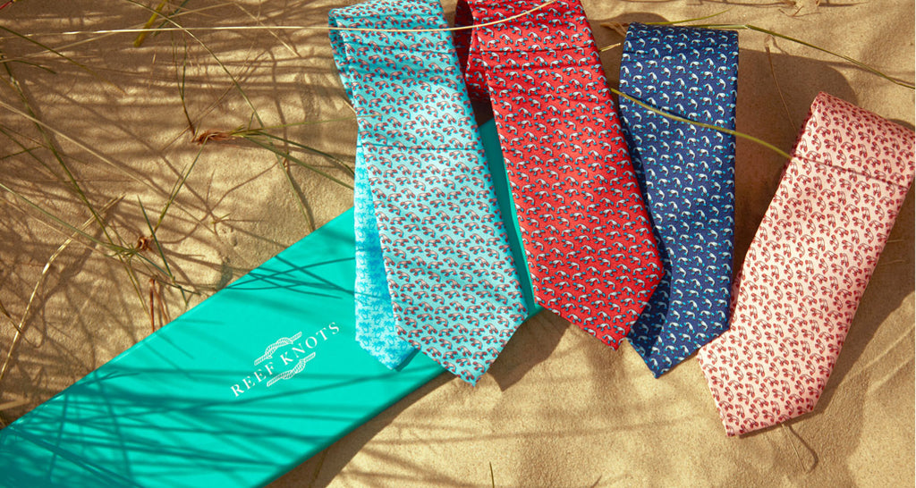 NEW! Lobster ties have arrived...