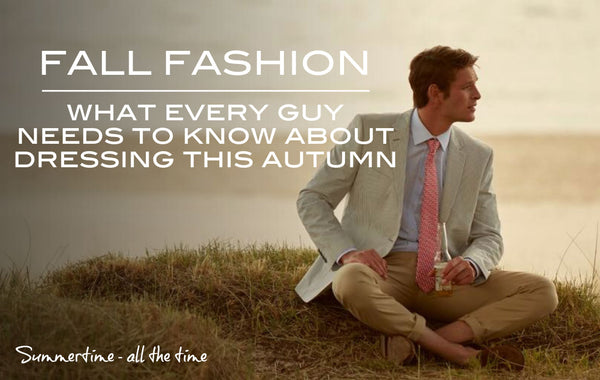 How To Dress This Autumn