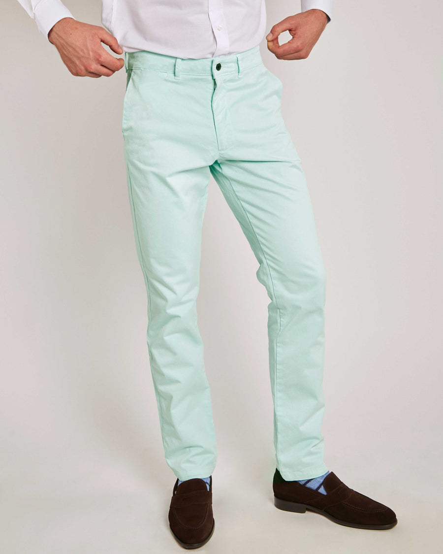 Aqua Organic Cotton Chino