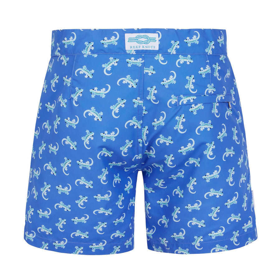 Blue Gecko Tailored Swim Shorts