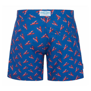 Blue Lobster Tailored Swim Shorts