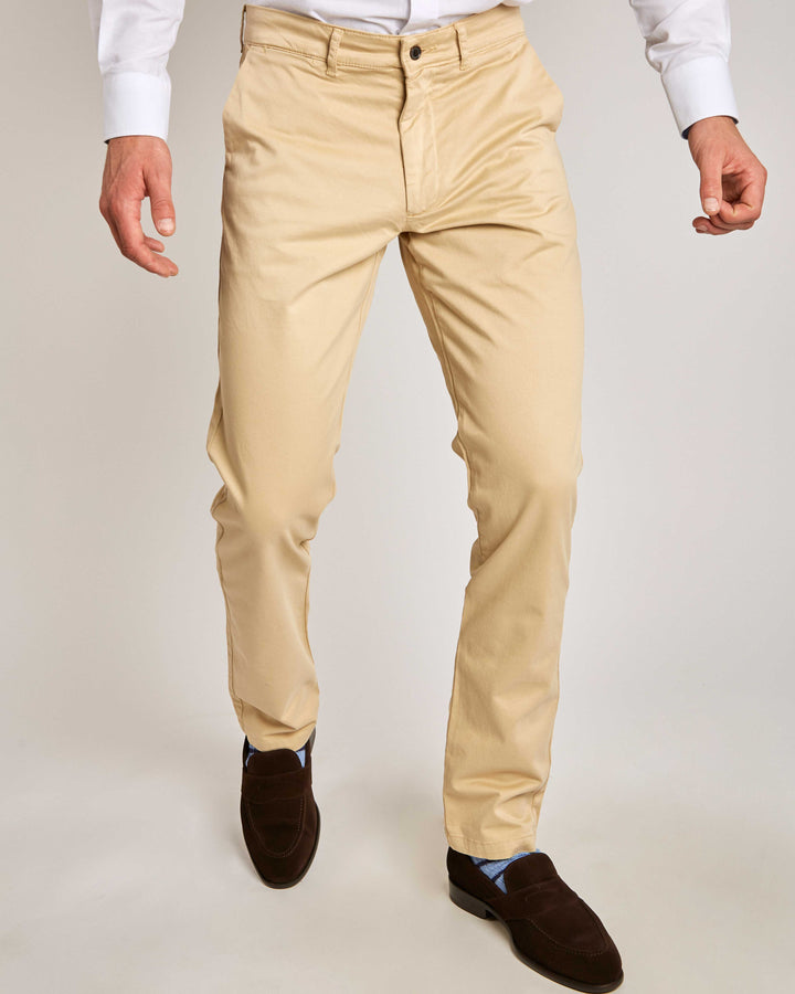 Camel Organic Cotton Chino