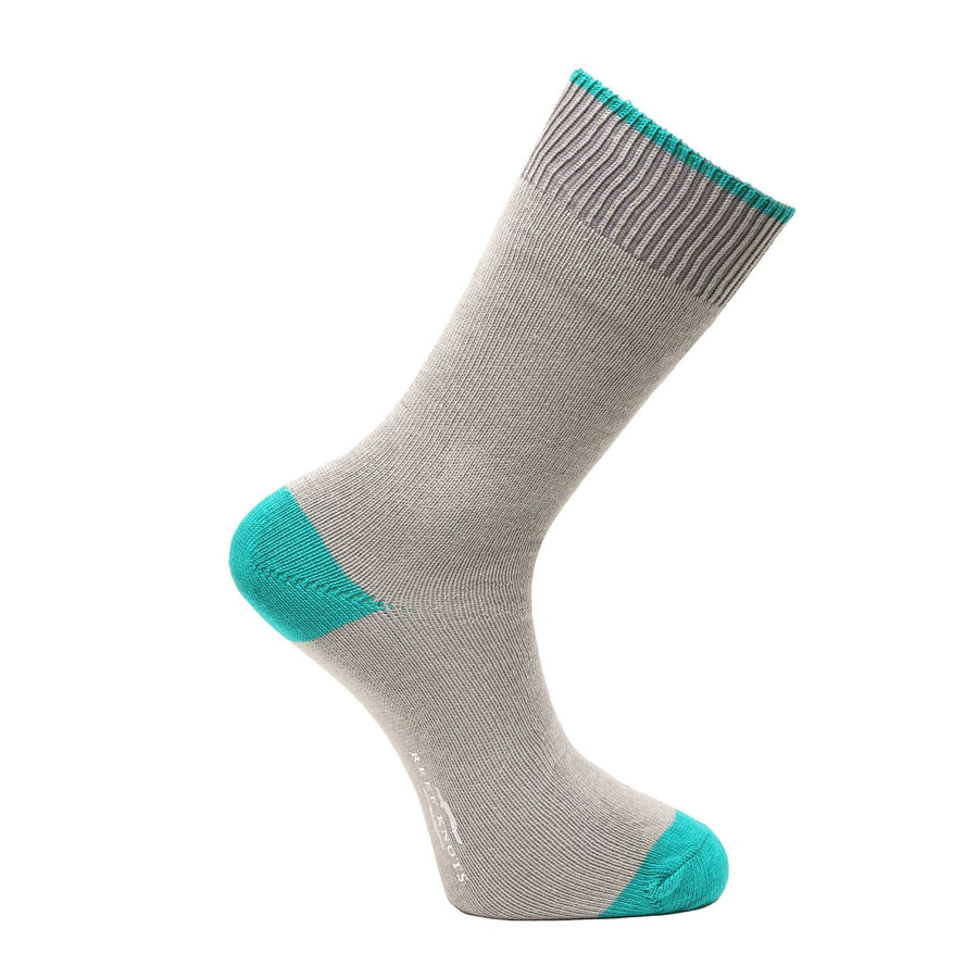 Granite Grey Socks - Lightweight