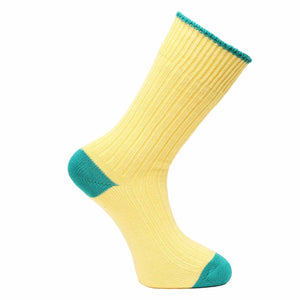 Primula Yellow Socks - Chunky