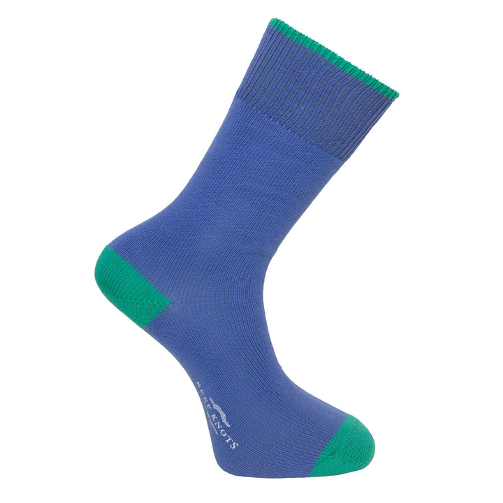 Royal Blue Socks - Lightweight