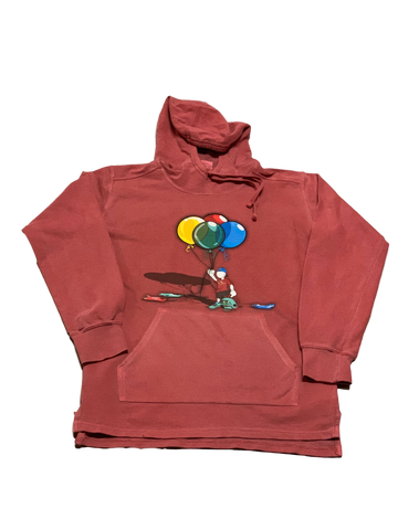 Big Shorty Balloon Hoodie