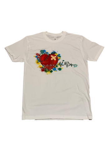 HEALED HEART T-SHIRT