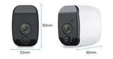 DigiEye™ Wireless Rechargeable Security Camera