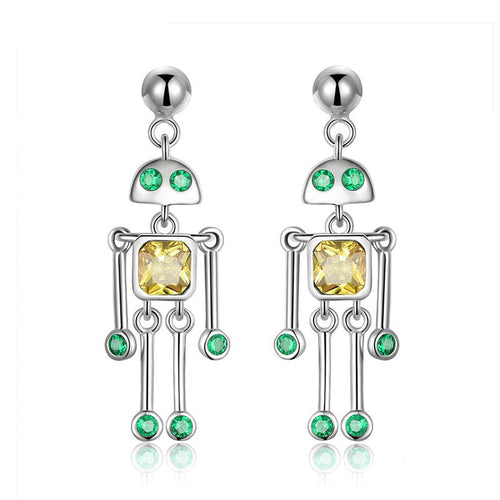 HUGO 925 Sterling Silver Earrings