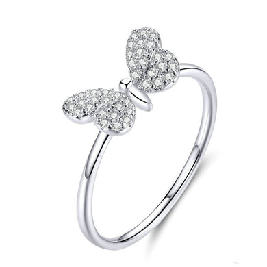BUTTERFLY 925 Sterling Silver Ring
