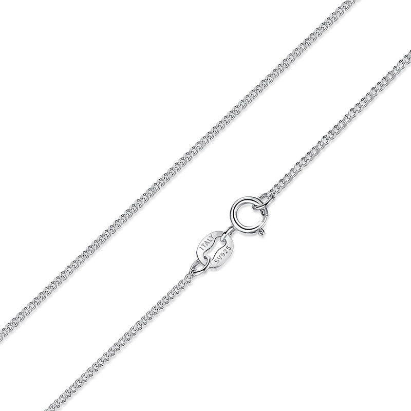CLASSIC 925 Sterling Silver Chain
