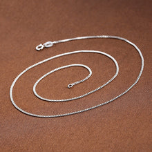 Load image into Gallery viewer, CLASSIC 925 Sterling Silver Chain