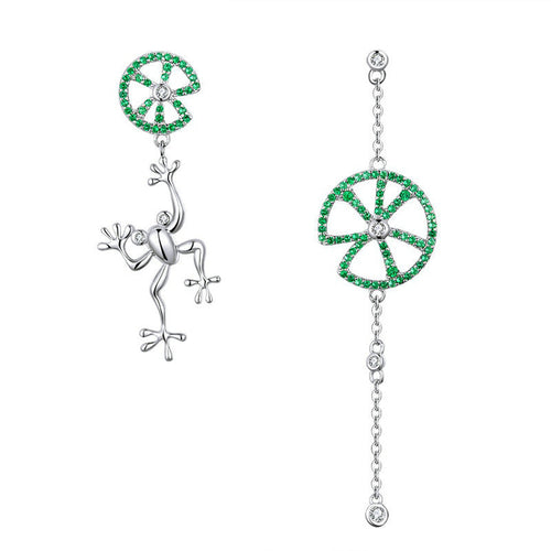 GISELLE 925 Sterling Silver Earrings
