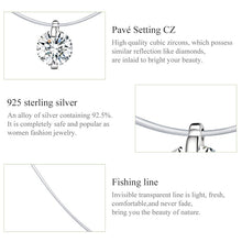 Load image into Gallery viewer, PURE 925 Sterling Silver Necklace