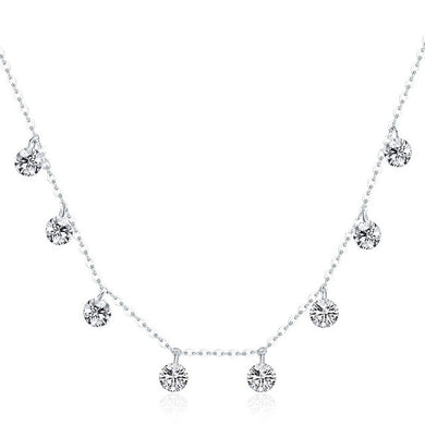 ROYAL 925 Sterling Silver Necklace