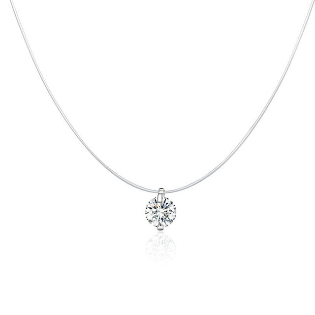 PURE 925 Sterling Silver Necklace