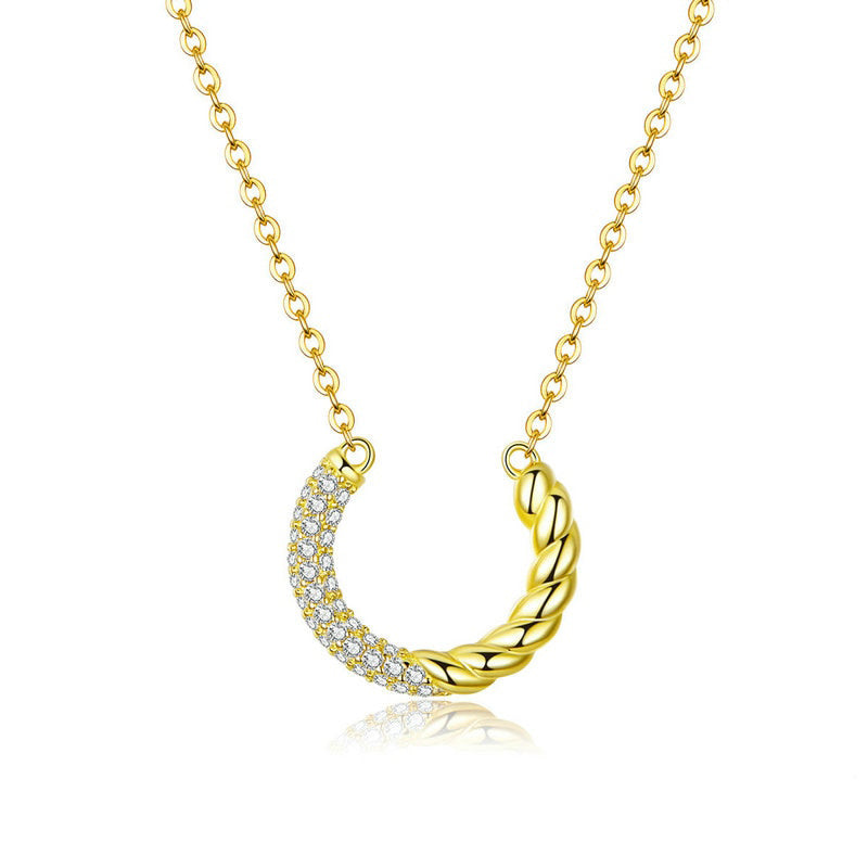 WAVE 925 Sterling Silver Necklace