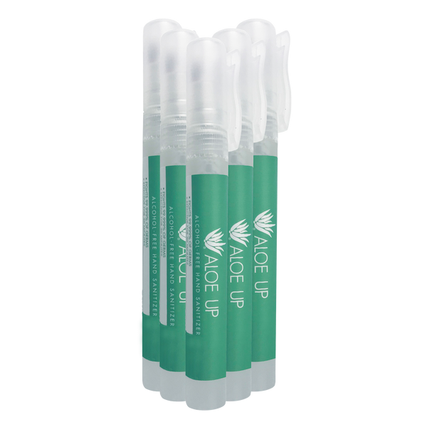 Alcohol-Free Hand Sanitizer Pen 5 Pack - 10ml