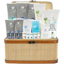 Aloe Up Ultimate Holiday Basket