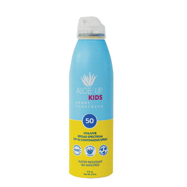 Kids SPF 50 Continuous Spray Sunscreen