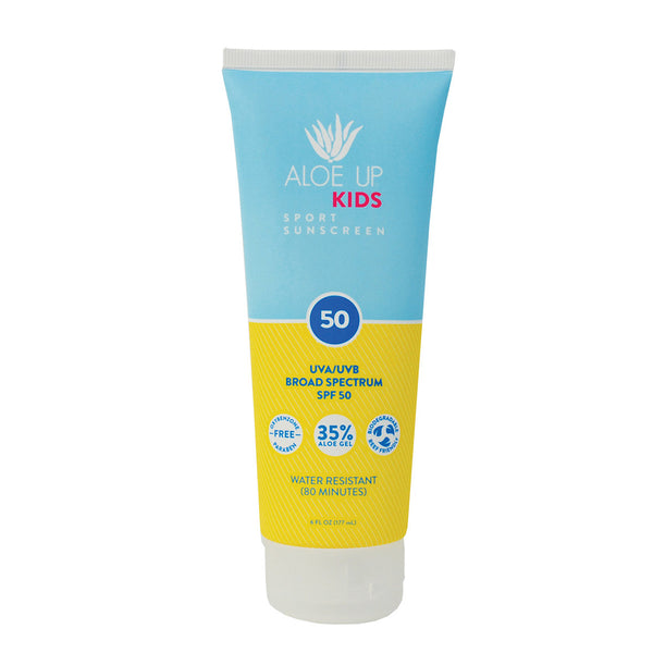 Kids SPF 50 Sunscreen Lotion 6oz