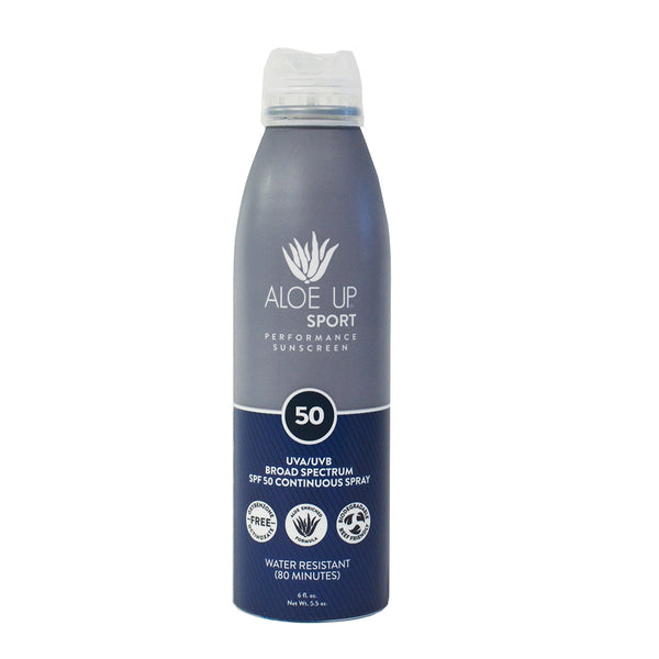 Sport SPF 50 Continuous Spray Sunscreen