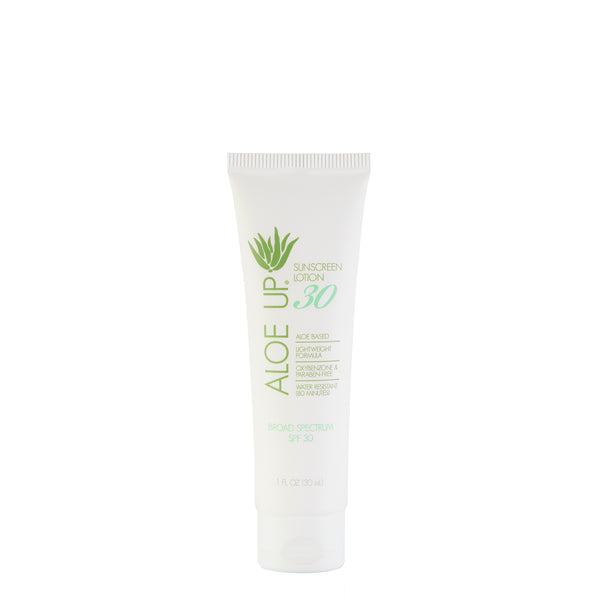 White Collection SPF 30 Sunscreen Lotion 1oz
