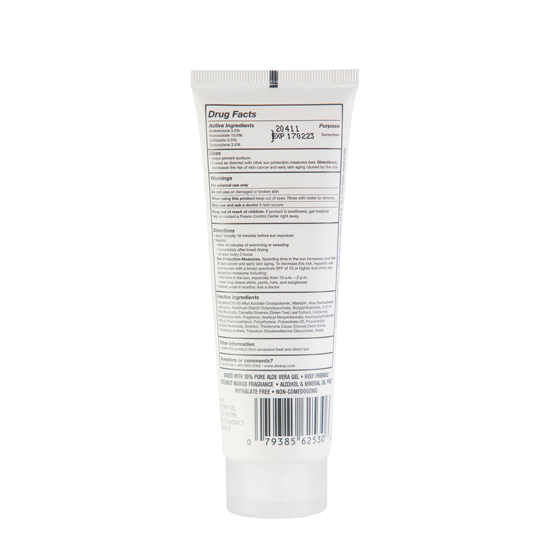 White Collection SPF 30 Sunscreen Lotion 4oz