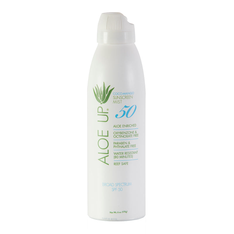 White Collection SPF 50 Continuous Spray Sunscreen