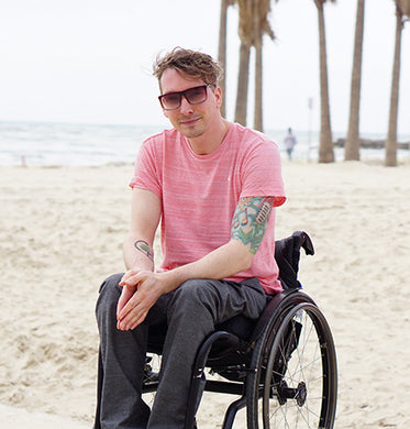 Wheelchair Pants | Men's Casual Sport