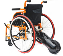 Load image into Gallery viewer, ClampDriver Wheelchair Rear Assist | 3rd Wheel with Smart Control