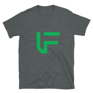 FUSCI Logo Short-Sleeve Unisex T-Shirt - FUSCI Seated Clothing