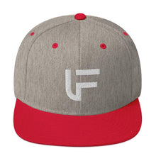 Load image into Gallery viewer, Fusci Logo Snapback Hat - FUSCI Seated Clothing