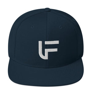 Fusci Logo Snapback Hat - FUSCI Seated Clothing