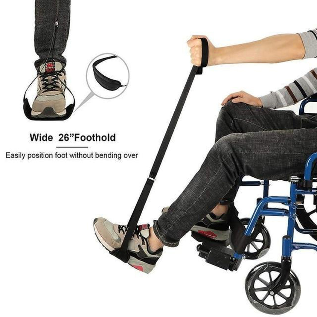 Leg Lifter Strap - FUSCI Seated Clothing