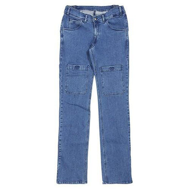 Men's Basic Front Pocket Seated Wheelchair Jeans - FUSCI Seated Clothing