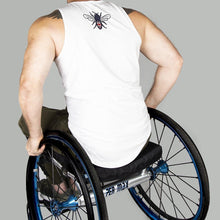 Load image into Gallery viewer, Men's Specific Seated Tank Top - FUSCI Seated Clothing