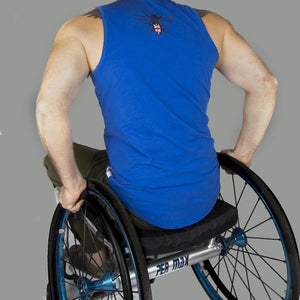 Men's Specific Seated Tank Top - FUSCI Seated Clothing