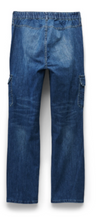 Load image into Gallery viewer, Seven7 Men's Peyre Medium Wash Adaptive Athletic Fit Seated Jean - FUSCI Seated Clothing