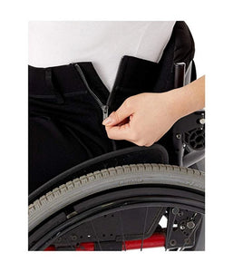 Seven7 Women's Cavier Adaptive Wheelchair Ponte Pants - FUSCI Seated Clothing