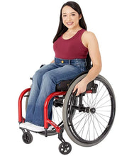 Load image into Gallery viewer, Seven7 Women's Tummyless Kingsgate Adaptive Wheelchair Boot Cut Jean - FUSCI Seated Clothing