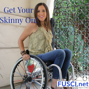 Wheelchair Jeans | Women's Adaptive Wheelchair Skinny Jeans | Seven7 Tummyless