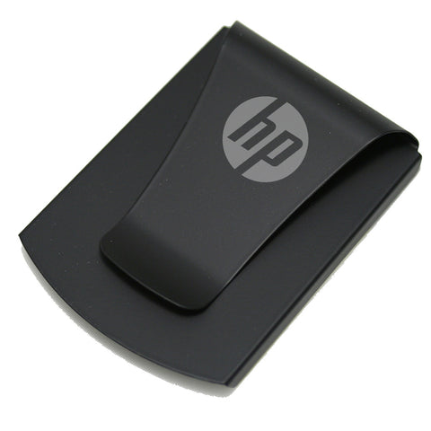 Smart Money Clip® - Black Soft Touch Finish