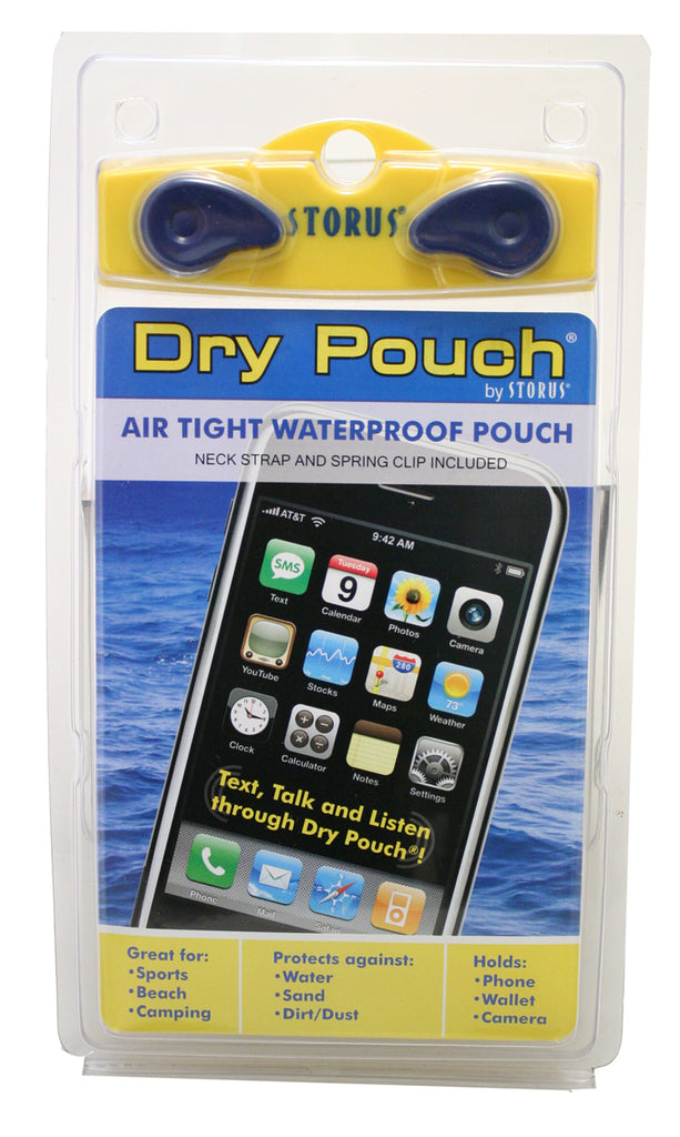Storus® Promotions - Dry Pouch Cell phone size - designed by #ScottKaminski #Storus #storage #pouches #boating #watersports #PromotionalIndustry #PromotionalProducts #PromotionDistributors #Distributors #customizable