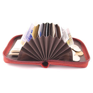 Smart Accordion Wallets