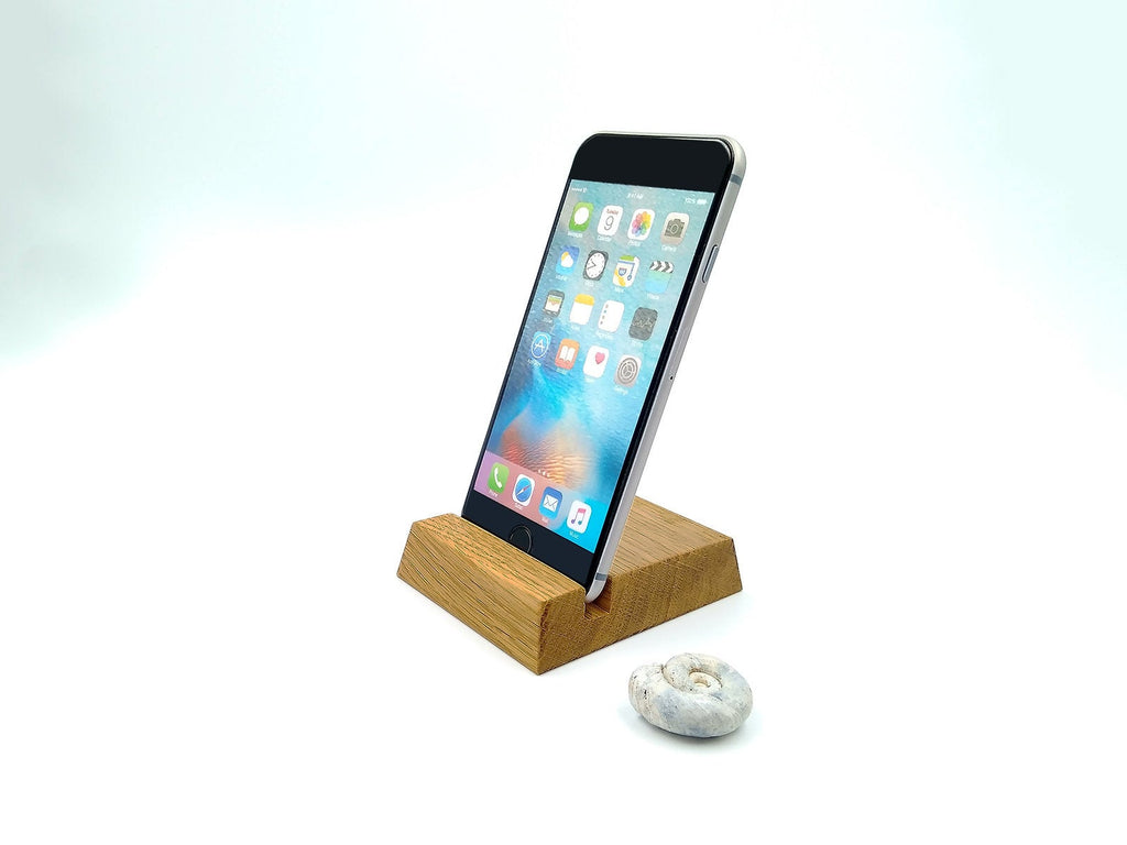 Wood iPhone Stand for iPhone 6 7 8 X XS series